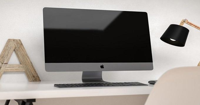 آی مک پرو به تراشه سفارشی T2 اپل با قابلیت بوت ایمن مجهز است