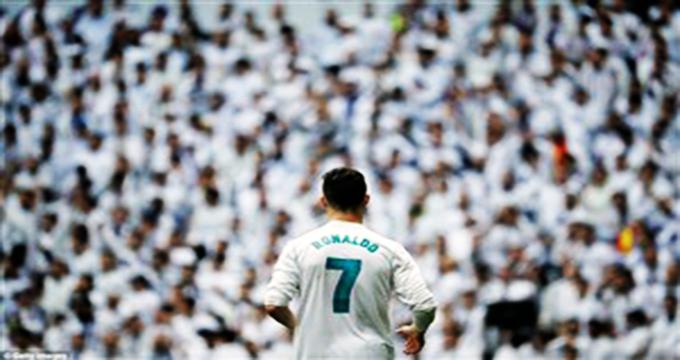 گل دوم رئال مادرید به ویارئال(کریستیانو رونالدو)