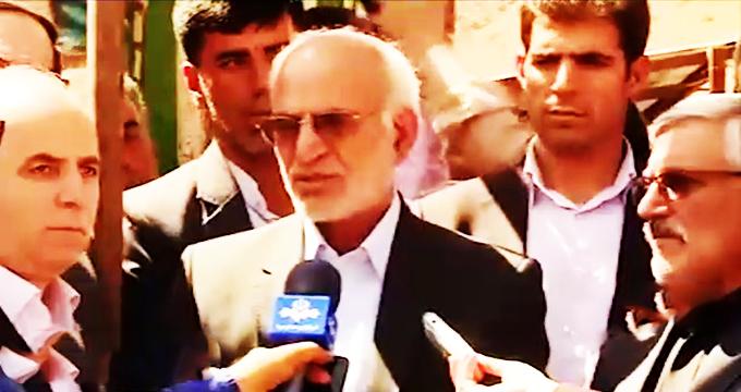 فیلم / آخرین جزئیات قطعی آب و خاموشی در پایتخت از زبان استاندار