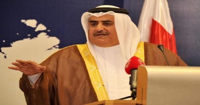 وزیر بحرینی باز هم توهم زد