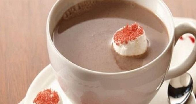 نوشیدنی ها/ طرز تهیه هات چاکلت سفید، یک نوشیدنی گرم زمستانی