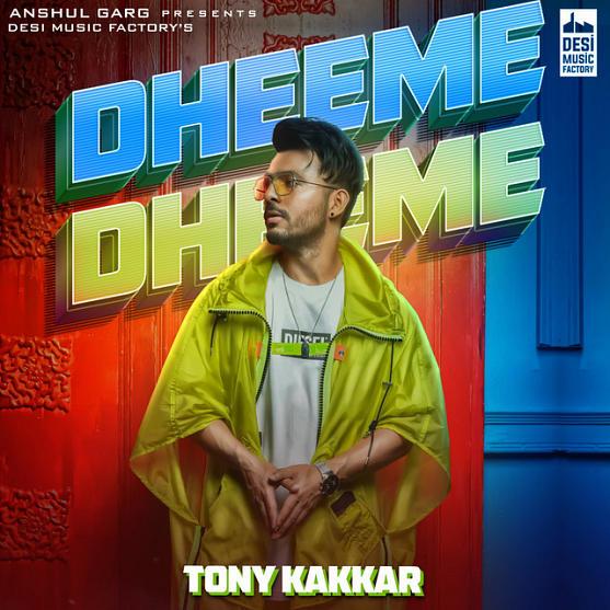 Pic Tony Kakkar دانلود ریمیکس و آهنگ هندی دیمه دیمه Tony Kakkar   Dheeme Dheeme