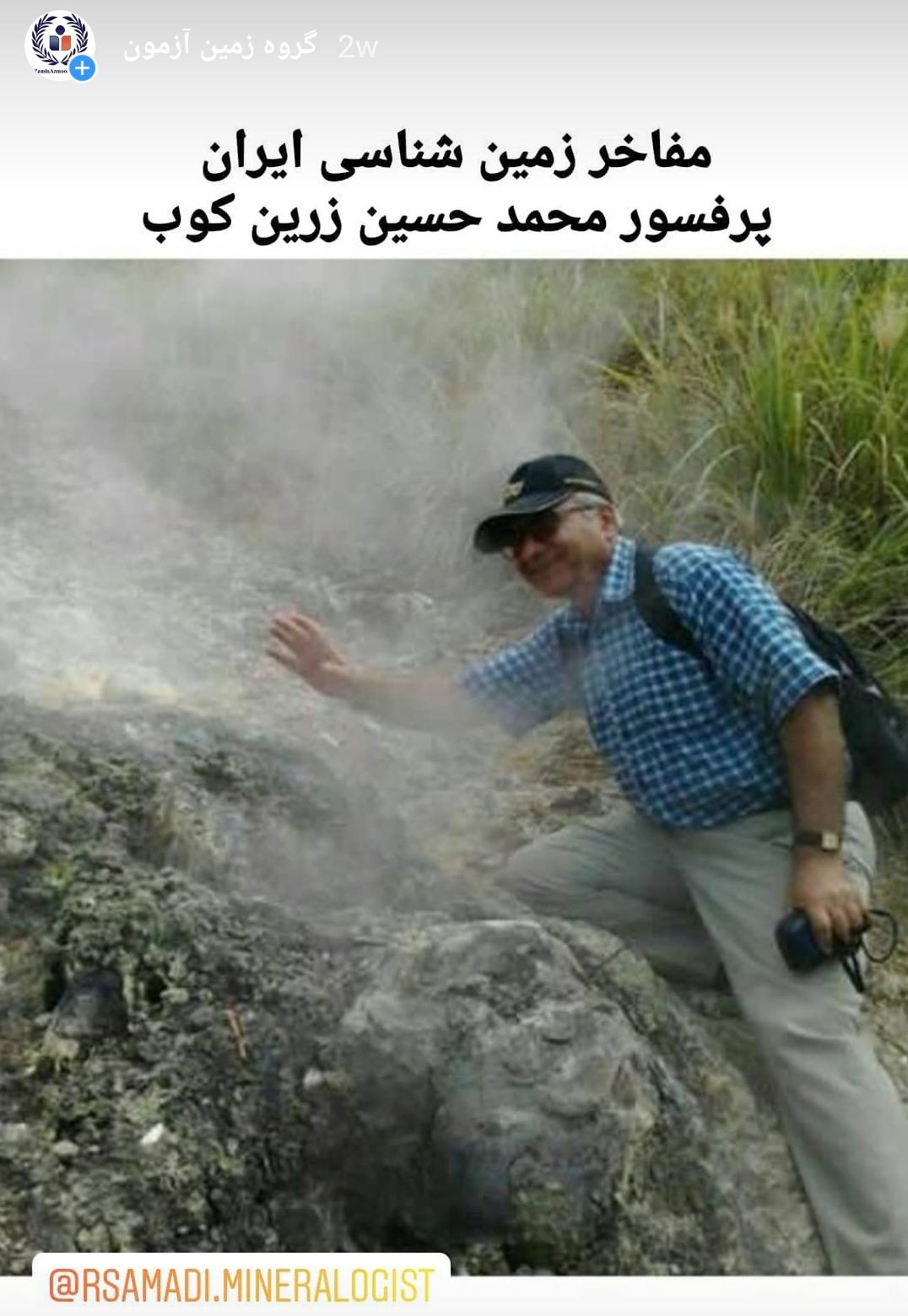 دکتر محمد حسین زرین کوب