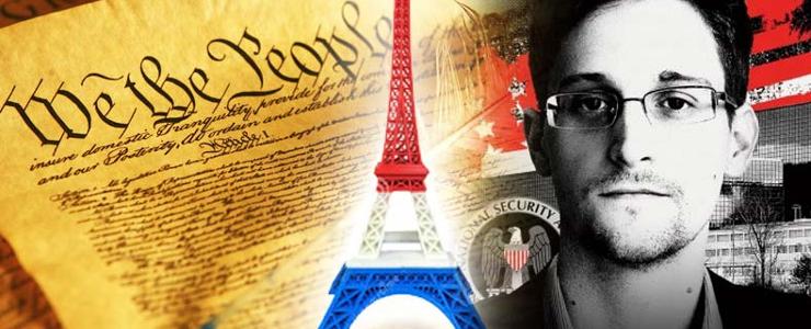 آیا ادوارد اسنودن در حملات تروریستی فرانسه مقصر است؟