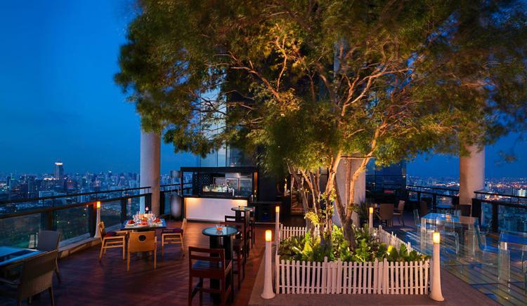 Banyan tree bangkok for E booking hotel