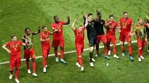 فیلم / بلژیک و تلاش برای اولین سومی در جام جهانی 2018