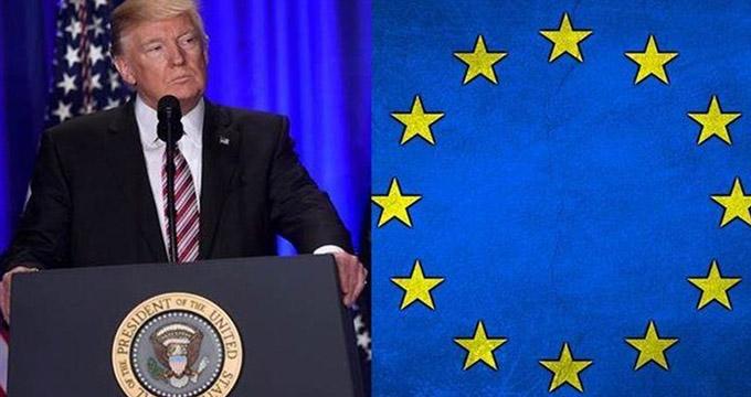 واکنش اروپا به تهدید ترامپ برای افزایش تعرفه واردات خودروهای اروپایی