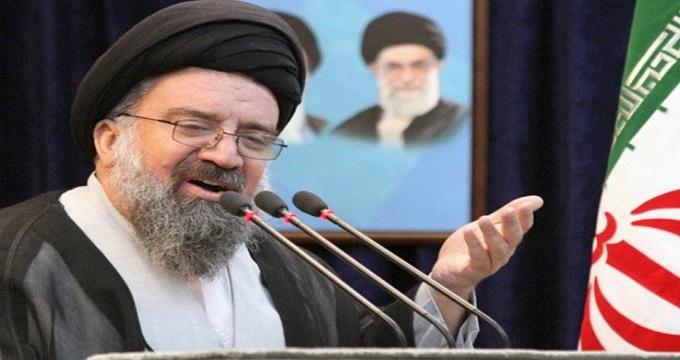 خاتمی: ایران استخوان در گلو و خار در چشم آمریکاست