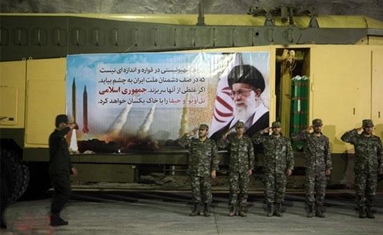 آمادگی پایگاه های موشکی ایران در عمق ۵۰۰ متری زمین