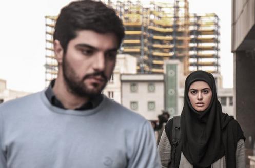 فیلم / خالیبندی حیرتانگیز در سریال ایرانی!