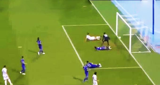 فیلم / گل به خودی صادق محرمی در اولین بازی لیگ کرواسی
