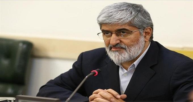مطهری: رئیس مجلس از علیرضا کریمی تقدیر میکند