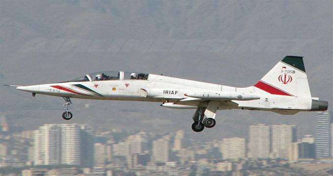 اولین جنگنده ایرانی