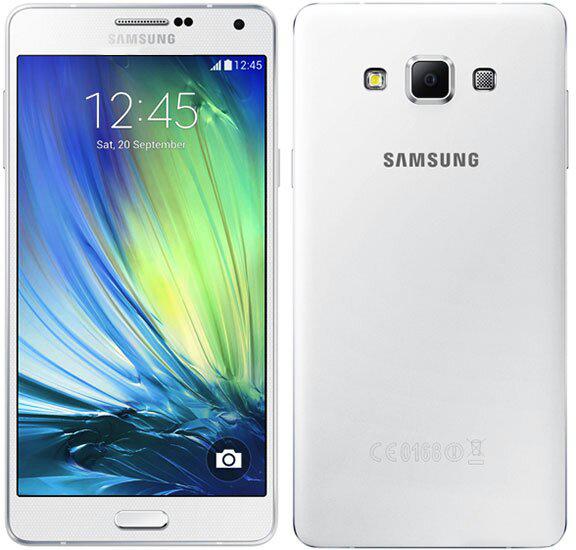 نقد و بررسی فبلت Samsung Galaxy A7