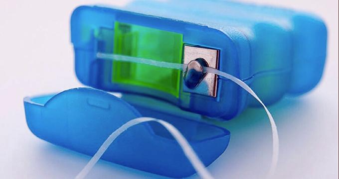 ویدئو/ کاربردهای جالب نخ دندان در کار های روزمره