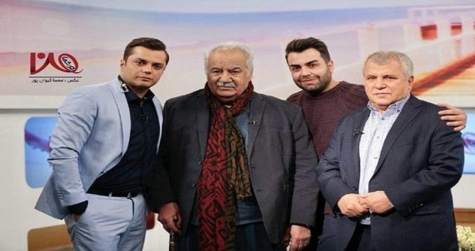 علی پروین و ناصر ملکمطیعی امشب به تلویزیون میآیند