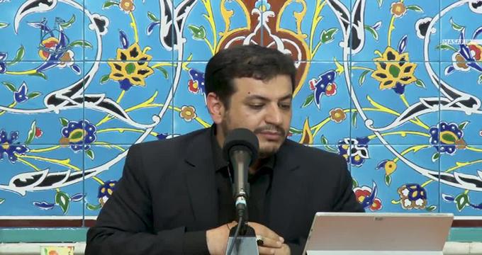 سخنرانی استاد رائفی پور - مشارکت در بلای معصوم(ظهر عاشورا)