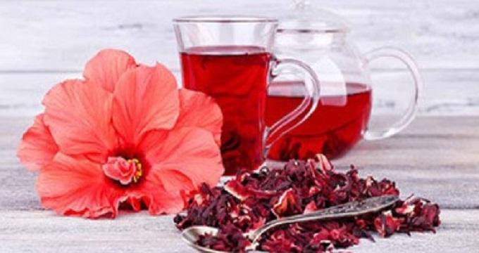 نوشیدنی ها/ خواص چای گل بامیه
