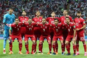 فیلم / کلیپ حماسی و تماشایی از عملکرد خوب تیم ملی برابر اسپانیا