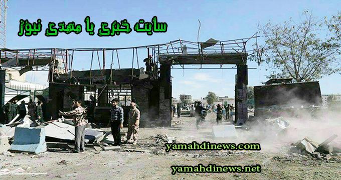 فیلم / جزئیات حادثه تروریستی چابهار