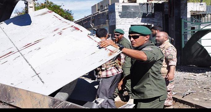 فیلم / 3شهید و 15مجروح در عملیات انتحاری نیسان حاوی بمب به مقر نیروی انتظامی چابهار