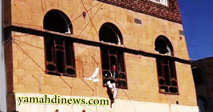 حمله جنگندههای سعودی به یک مدرسه در صعده