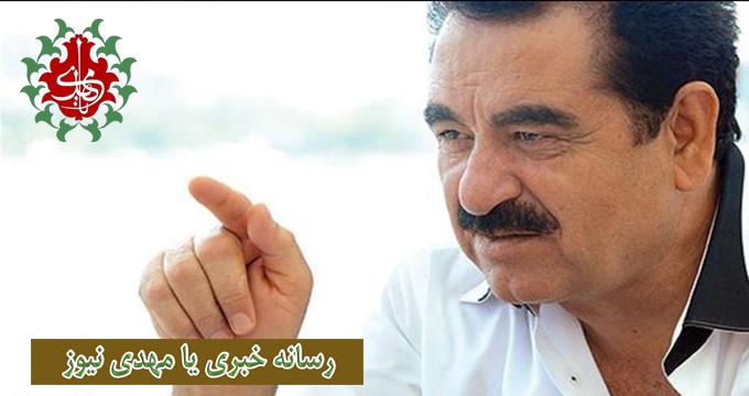"""فیلم / آواز خوانی ابراهیم تاتلیس برای """"اردوغان"""""""