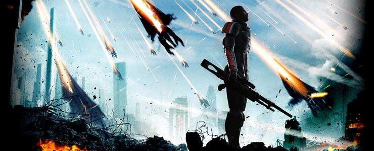 بازی با آینده: Mass Effect
