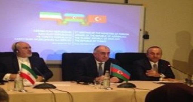 بیانیه پایانی وزرای امور خارجه ایران، ترکیه و آذربایجان