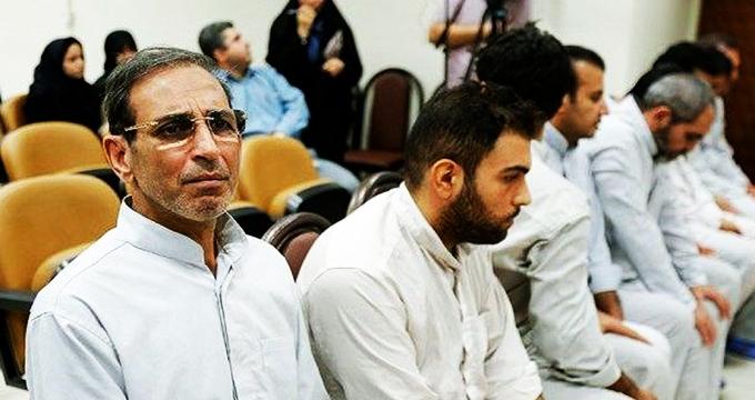 فیلم / حرف های شنیدنی سلطان سکه قبل از اعدام