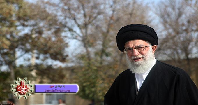 رهبرانقلاب: انشاءالله همه مردمی که این روزها درخت میکارند، مشمول لطف الهی باشند