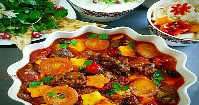 غذای اصلی/ تاس کباب، یکی از غذاهای اصیل و لذیذ ایرانی