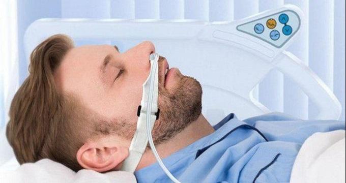 دستگاه تامین اکسیژن مغز در مواقع اضطراری