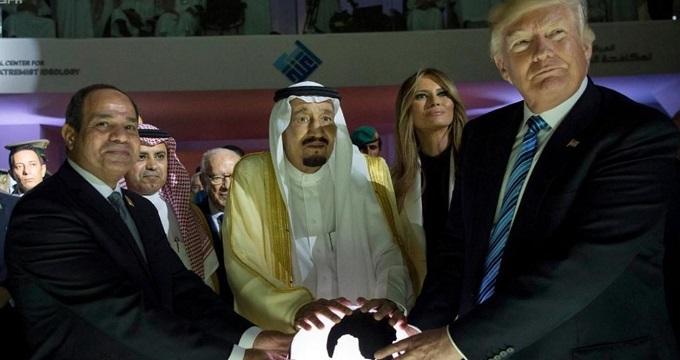 """نمایش بی سابقه """"آمریکای منزوی"""" و """"جهان اسلام متشتت"""""""