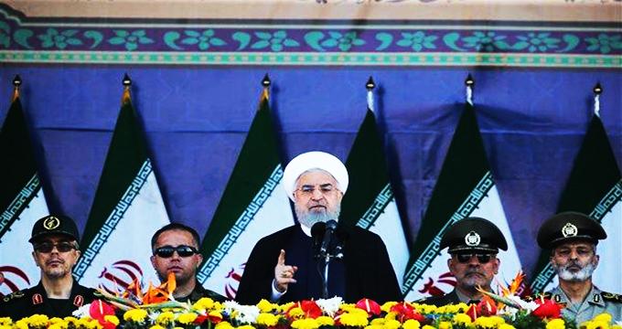 سخنان رئیسجمهور در مراسم گرامیداشت هفته دفاع مقدس