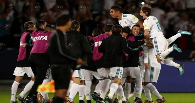 جام باشگاههای جهان/ با دومین قهرمانی متوالی، شاگردان زیدان تاریخساز شدند
