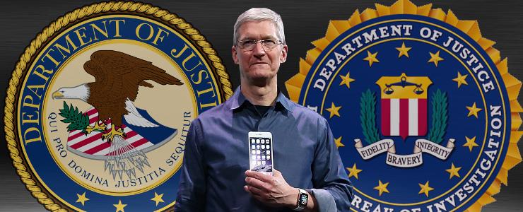 درخواست FBI از اپل برای شکستن رمزها، مهندسان این شرکت را دچار مشکلات روانی خواهد کرد