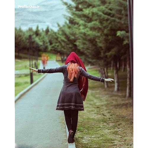 عکس پروفایل فیک دختران ایرانی