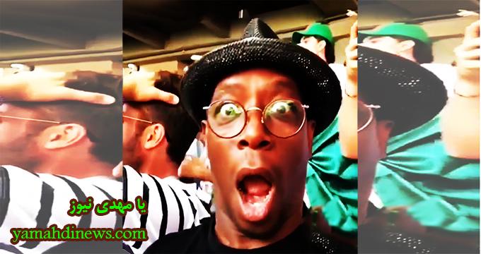 فیلم / واکنشهای جالب یک تماشاچی در لحظه پنالتی مسی