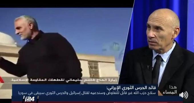 برنامه صهیونیست ها برای ترور سردار سلیمانی