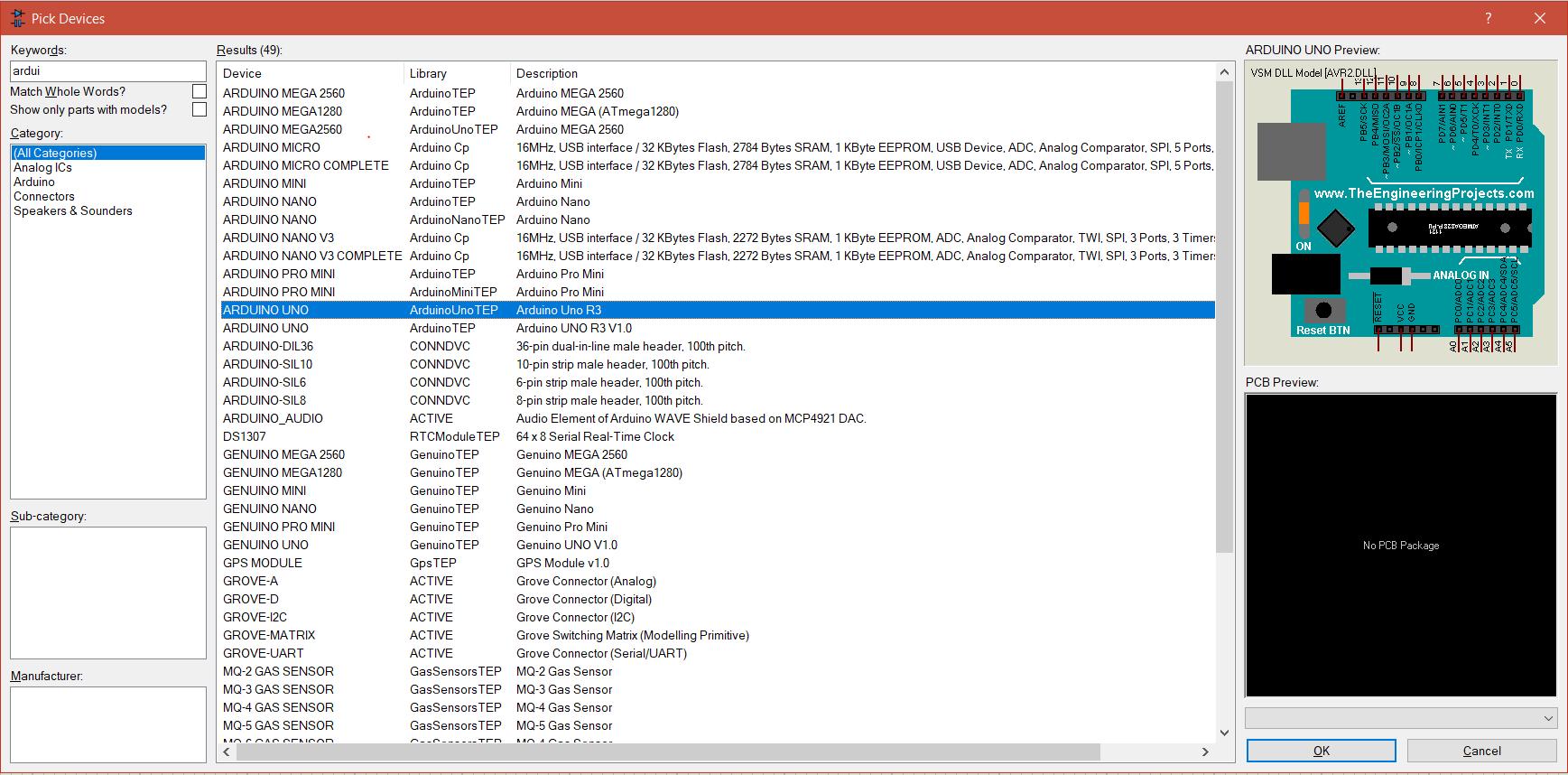 کاملترین کتابخانه نرمافزار Proteus با حجم 889 مگابایت :: وبنوشت
