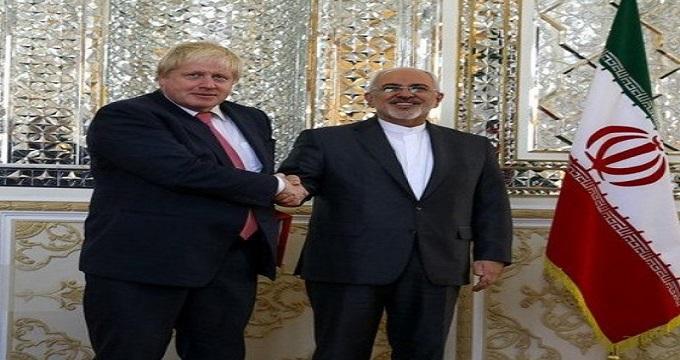 آغاز مذاکرات دو جانبه وزیران امور خارجه ایران و انگلیس