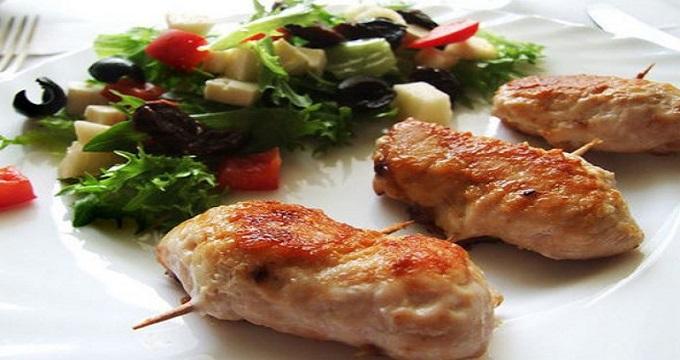 غذای اصلی/ سینه مرغ پنیری؛ جدید و دلچسب