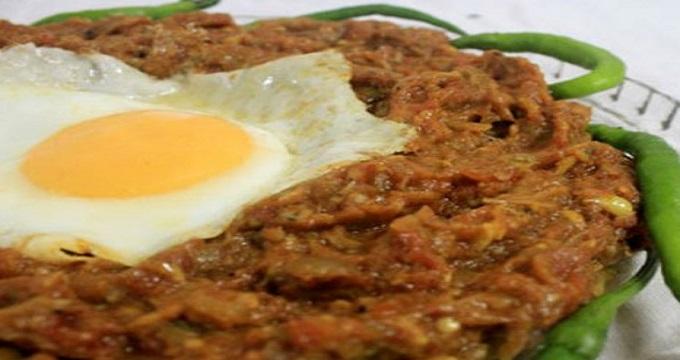 غذای اصلی/ میرزا قاسمی، معروف ترین غذای شمالی ایران