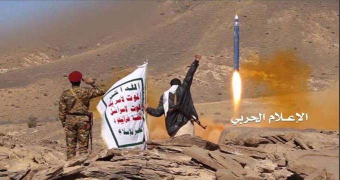 فیلم / افتضاح سامانه دفاع موشکی عربستان؛ یمنی ها بازهم پایتخت را زدند