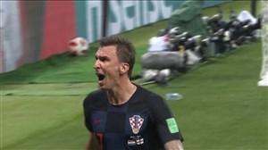 فیلم / گل دوم کرواسی به انگلیس (مانژوکیچ)