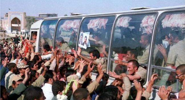 سالروز ورود آزادگان سرافراز به وطن