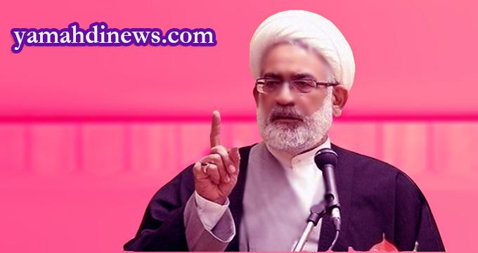 فیلم/ واکنش دادستان کل کشور به اظهارات احمدینژاد