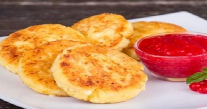 غذای اصلی/ پنکیک سیب زمینی و پنیر، پیش غذایی فانتزی و محبوب