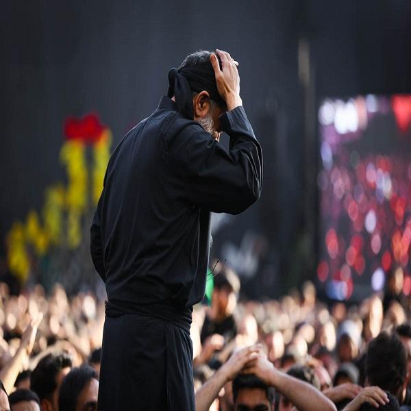 دانلود مداحی محمود کریمی وای وای خدایا برادرم تشنم